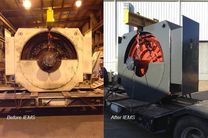Industrial Electric Motor Service Electric Motor Repair